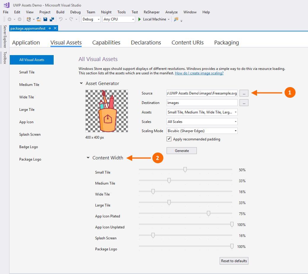 Visual Assets Generator - Visual Studio Marketplace